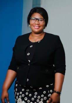 Mrs. Justina Ibe